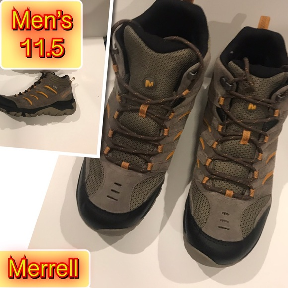 diversified in packaging amazing selection best place Merrell Select Grip hiking Boots J09559 11.5 New NWT